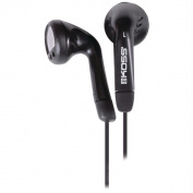 Koss Black Ultra-lightweight Earbuds