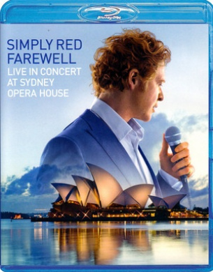 Simply Red [Region 1]: Farewell - Live in Concert at Sydney Opera House