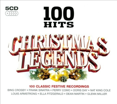 100 Hits: Christmas Legends / Various