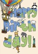 Happy Birthday - Around the World