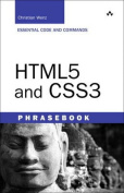 HTML5 and CSS3 Developer's Phrasebook