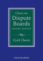 Chern on Dispute Boards