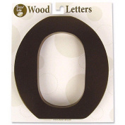 Trend-Lab 20315 Brown Wood Letter O