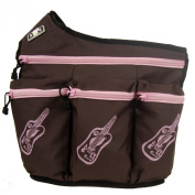 Nappy Dude Guitar Nappy Diva Bag