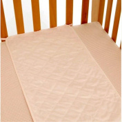 Koala Baby Deluxe Plush Sheet Saver - Pink