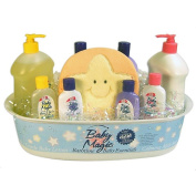 Baby Magic New Bath Caddy Gift Set