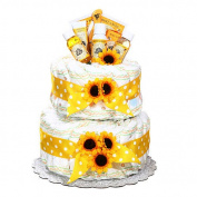 Burt's Bees Nappy Cake