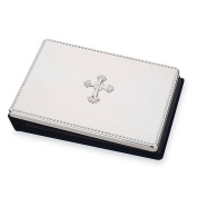 Reed & Barton Abbey Silverplated Photo Album
