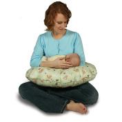 Cuddle-U Original Nursing Pillow and More - Green Bears