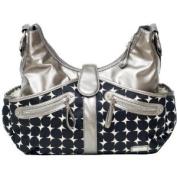 JJ Cole Swag Bag - Silver Drop