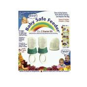 Baby Safe Feeder  2+2 Starter Kit