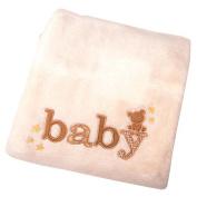 Carter's Sweet Baby Blanket - Ecru