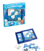 Camouflage North Pole by SMART games