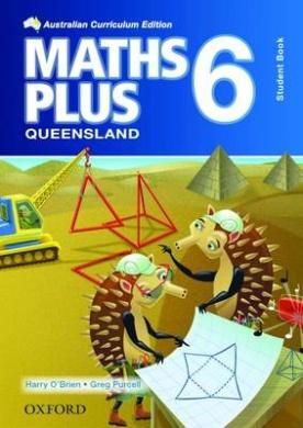 Maths Plus QLD Australian Curriculum Edition Student Book 6 (Maths Plus)