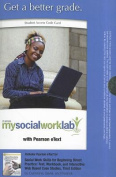 MySocialWorkLab with Pearson eText -- Standalone Access Card -- for Social Work Skills for Beginning Direct Practice