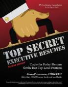Top Secret Executive Resumes