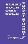 Start Your Own Sole Proprietorship