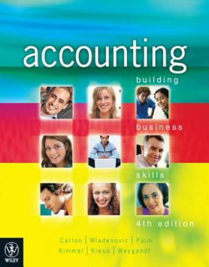 Accounting Building Business Skills 4E