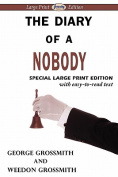 The Diary of a Nobody [Large Print]