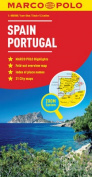 Spain & Portugal Map