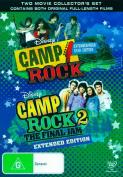 Camp Rock / Camp Rock 2 [Region 4]