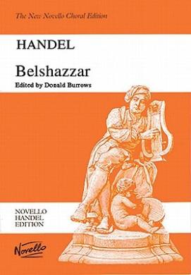 G.F. Handel: Belshazzar (Vocal Score)