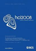 Proceedings of HCI 2008 (Vol. 2)