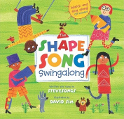 The Shape Song Swingalong [With CD (Audio)]