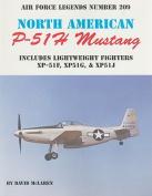 North American P-51H Mustang