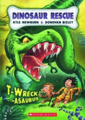 T-wreck-asaurus (Dinosaur Rescue)