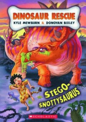 Stego-snotty-saurus (Dinosaur Rescue)