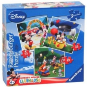 Ravensburger Mickey Mouse Clubhouse 7.6cm a Box