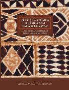 'O Faia Fa'atumua O Samoa Mai Tala O Le Vavau