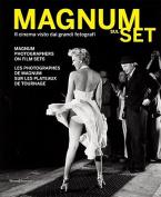 Magnum on Set