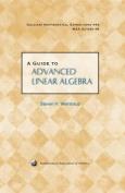 A Guide to Advanced Linear Algebra