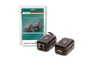 Digitus USB Line Extender Cat5e up to - 60M