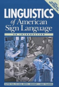 Linguistics of American Sign Language, 5th Ed.