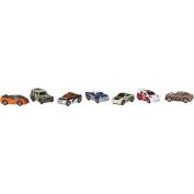 Mega Bloks Streetz Car Collector Pack