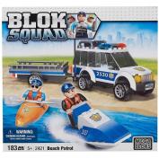 Mega Bloks Blok Squad - Beach Patrol