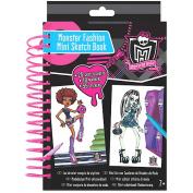 Fashion Angels Enterprises 205004 Monster High Sketch Book