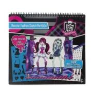 Monster High Sketch Portfolio