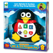 Early Learning ABC-123 Penguin Pal