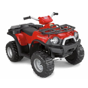 Power Wheels Fisher-Price Kawasaki Red Brute Force
