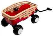 American Plastic Toy Deluxe Runabout Stake Waggon