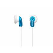 SONY MDRE9LP/BLU Earbud Headphones - Blue