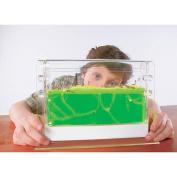 Edu Science Light Up Ant Farm Gel Colony