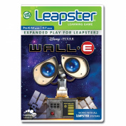 LeapFrog Leapster Educational Game Cartridge - Disney Pixar's Wall-E