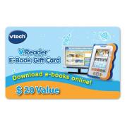 Vtech V.Reader E-Book Gift Card