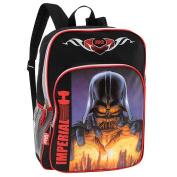 Star Wars Vader 16 inch Backpack - Black