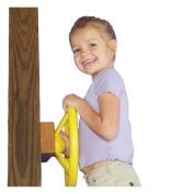 Swing-N-Slide Playsets Swings, Slides & Gyms Yellow/Gold Plastic Steering Wheel WS 4412